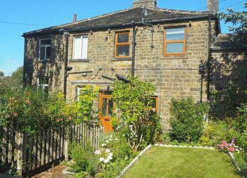 Thumbnail 2 bed terraced house for sale in Cliffe Side, Shepley, Huddersfield