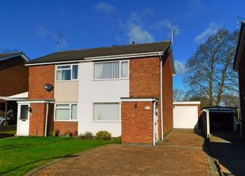 Thumbnail 2 bed semi-detached house to rent in Windsor Drive, Grantham