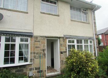 Thumbnail 2 bed end terrace house to rent in Curzon Street, Huddersfield