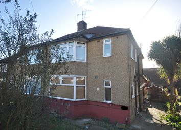 Thumbnail 2 bedroom flat to rent in Eversley Avenue, Bexleyheath