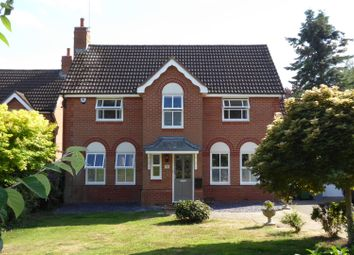 Thumbnail 4 bed detached house to rent in Elizabeth Way, Uppingham, Oakham