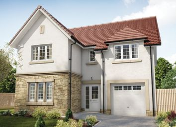 "Thumbnail 4 bed detached house for sale in ""The Colville"" at Wilkieston Road, Ratho, Newbridge"