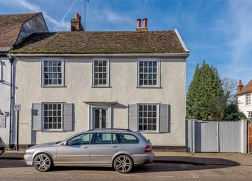 Thumbnail 3 bed detached house for sale in High Street, Hadleigh, Ipswich, Suffolk