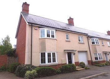 Thumbnail 3 bed property to rent in De Paul Way, Brentwood