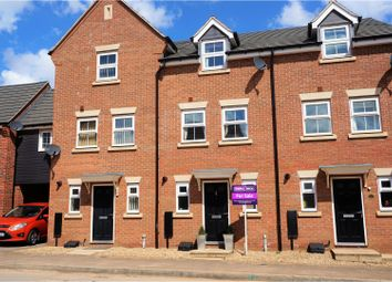 Thumbnail 3 bedroom town house for sale in Sorrel Drive, Kirkby In Ashfield
