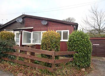 Thumbnail 1 bed semi-detached bungalow to rent in Churscombe Green, Marldon, Paignton