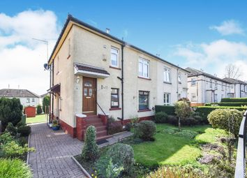 Thumbnail 2 bed flat for sale in Barmulloch Road, Springburn, Glasgow