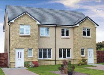Thumbnail 3 bed semi-detached house for sale in Plot 46 Arrochar, Oaktree Gardens, Alloa, Stirling