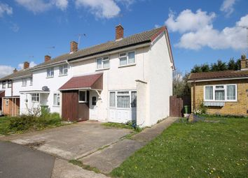 Thumbnail 2 bed end terrace house for sale in Turpins, Fryerns, Basildon