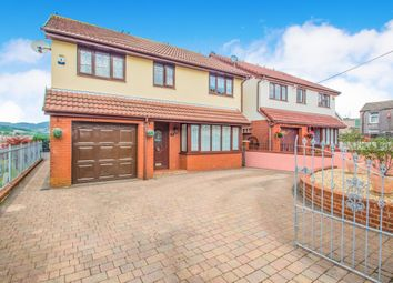 Thumbnail 5 bed detached house for sale in Bank Street, Penygraig, Tonypandy