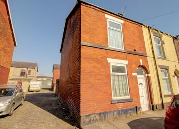 Thumbnail 2 bed terraced house for sale in Bright Street, Radcliffe, Manchester