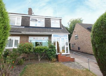 Thumbnail 3 bed semi-detached house for sale in Peters Close, Arnold, Nottingham