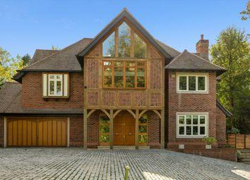 Thumbnail 5 bed detached house for sale in Eaton Park, Cobham, Surrey