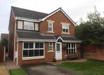 Thumbnail 4 bed detached house for sale in California Close, Great Sankey, Warrington