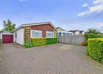 Thumbnail 4 bed bungalow for sale in Cobtree Road, Coxheath, Maidstone, Kent