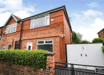 Thumbnail 3 bed semi-detached house for sale in Parrs Wood Road, Didsbury, Manchester