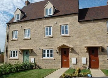 Thumbnail 3 bed terraced house to rent in Buttercross Lane, Witney, Oxon