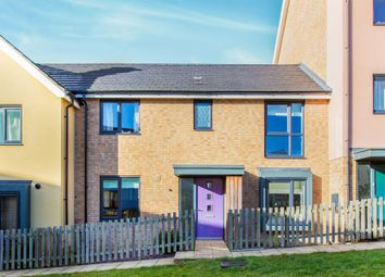 Thumbnail 3 bed terraced house for sale in Whitley Road, Upper Cambourne, Cambridge