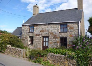 Thumbnail 3 bed detached house for sale in Llaniestyn, Gwynedd