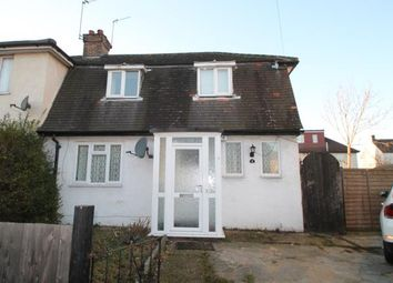 Thumbnail 3 bedroom end terrace house for sale in Bute Road, Croydon