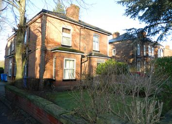 Thumbnail 1 bed flat to rent in 53, Moss Vale Road, Urmston