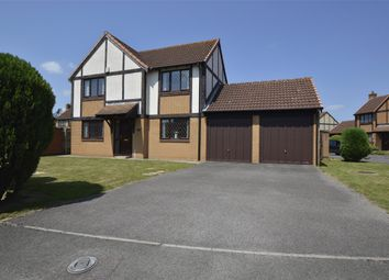 Argyle Drive, Yate, Bristol, Gloucestershire BS37. 4 bed detached house