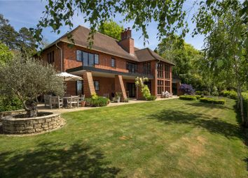 Thumbnail 6 bed detached house for sale in Warwicks Bench, Guildford, Surrey