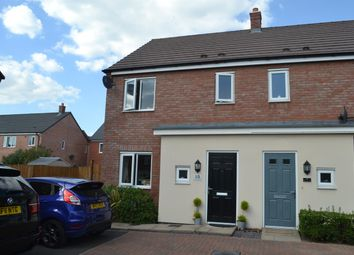 3 bed end terrace house for sale in Lower Fufin Close, Hawksyard, Rugeley WS15