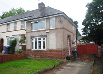 Thumbnail 3 bed end terrace house for sale in Hartley Brook Road, Sheffield