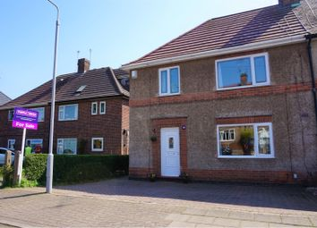 Thumbnail 3 bedroom semi-detached house for sale in Blandford Road, Chilwell