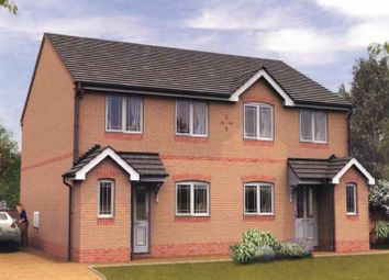 Thumbnail 3 bed semi-detached house for sale in Hasland Green, Storforth Lane, Hasland, Chesterfield