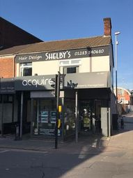 Thumbnail Retail premises for sale in Station Street, Burton Upon Trent, Staffordshire