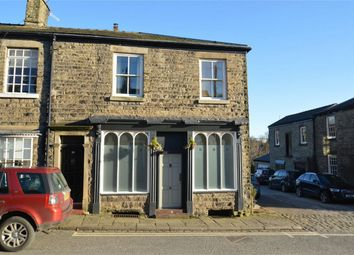 Thumbnail 3 bed end terrace house to rent in Shrigley Road, Bollington, Macclesfield, Cheshire