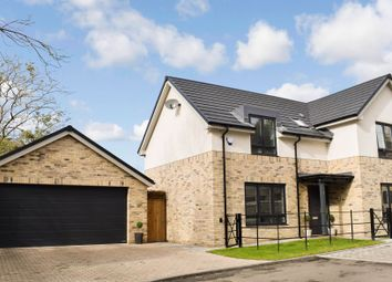 Thumbnail 4 bed detached house for sale in North View, Dinnington, Newcastle Upon Tyne