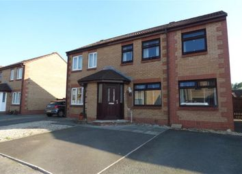 Thumbnail 3 bedroom semi-detached house for sale in Wellington Avenue, Heathhall, Dumfries
