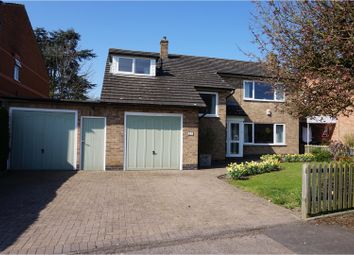 Thumbnail 3 bed detached house for sale in Kent Crescent, Wigston