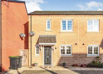 3 bed semi-detached house for sale in Kelmarsh Avenue, Raunds, Wellingborough NN9