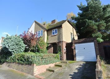 Thumbnail 3 bed property for sale in Campbell Road, Weybridge