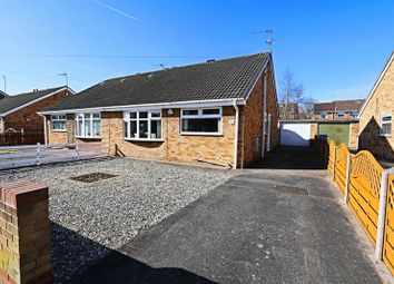 Thumbnail 2 bedroom semi-detached bungalow for sale in Norland Avenue, Hull