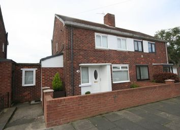 Thumbnail 2 bed semi-detached house to rent in Evesham Road, Park End, Middlesbrough