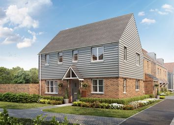 "Thumbnail 3 bedroom semi-detached house for sale in ""The Clayton"" at Poplar Close, Bexhill-On-Sea"