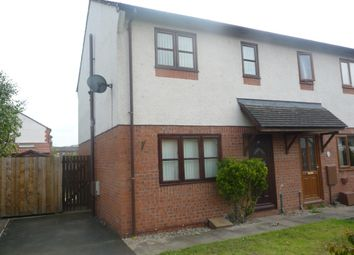 Thumbnail 3 bed semi-detached house to rent in Shankly Road, Carlisle
