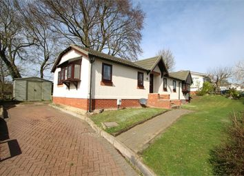 Thumbnail 2 bed mobile/park home for sale in Blueleighs Park, Chalk Hill Lane, Great Blakenham, Suffolk