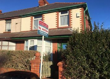 Thumbnail 3 bedroom end terrace house for sale in Queen Victoria Road, Blackpool