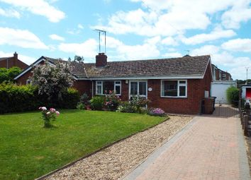 Thumbnail 2 bed semi-detached bungalow for sale in Mill Road, Bozeat, Northamptonshire