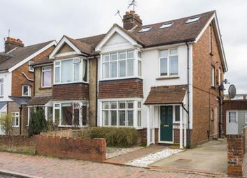 Thumbnail 5 bed semi-detached house for sale in Riddlesdale Avenue, Tunbridge Wells, Kent