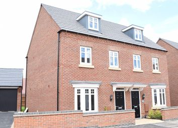 """Thumbnail 3 bed end terrace house for sale in """"Kennett"""" at Forest House Lane, Leicester Forest East, Leicester"""