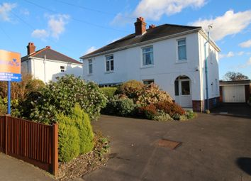 Thumbnail 3 bed semi-detached house for sale in Barnes Lane, Sarisbury Green, Southampton, Hampshire