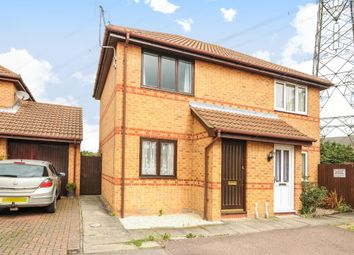 Thumbnail 1 bedroom semi-detached house to rent in Arndale Beck, Didcot