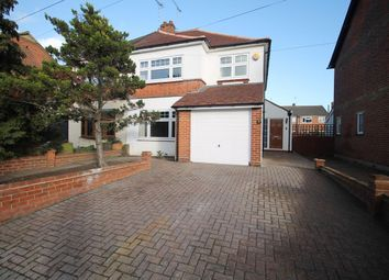 Thumbnail 3 bed semi-detached house for sale in Lampits Hill, Corringham, Stanford-Le-Hope